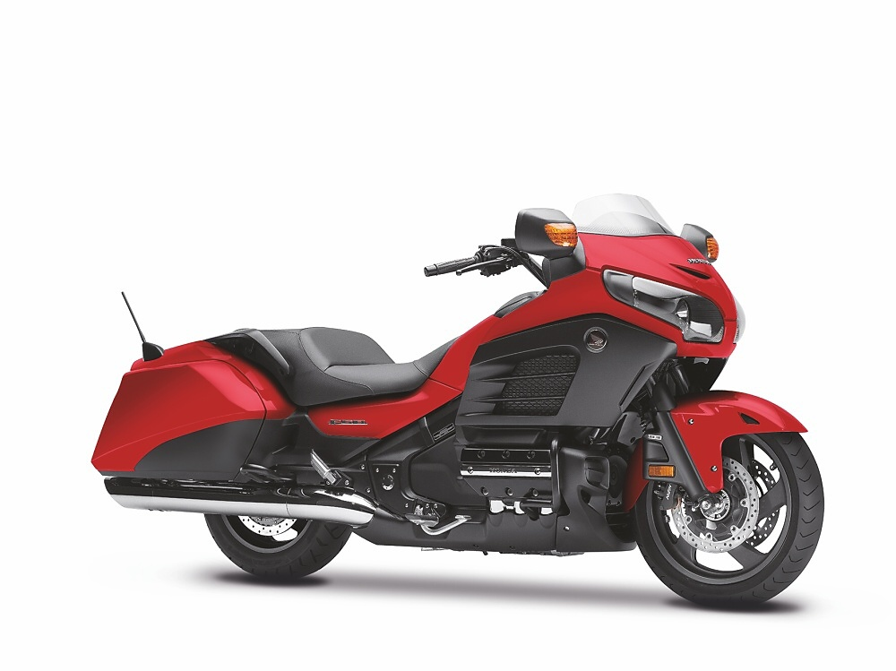 ¨MH Test: Honda Gold Wing F6B