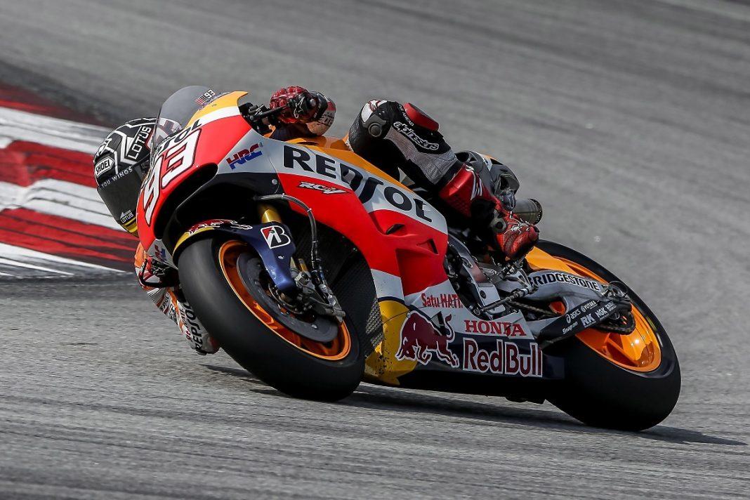 MotoGP test Sepang: třetí den