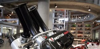 Nový motor ze zámoří – Motus KMV4 GDI