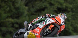 Brno – Kuba Smrž vítězem prvního tréninku