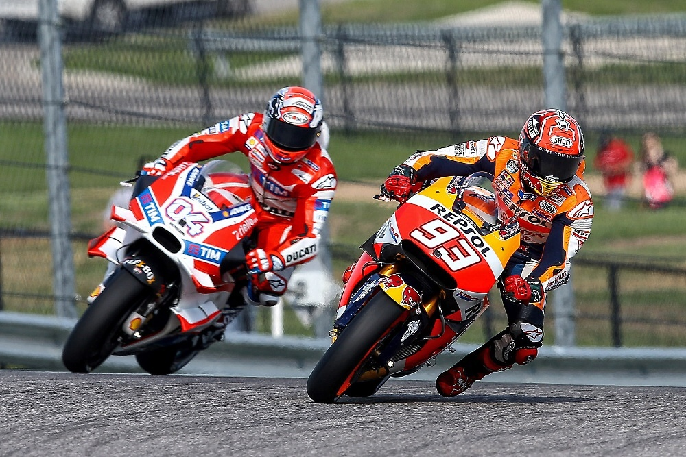 MotoGP: Marc Marquez přiznává