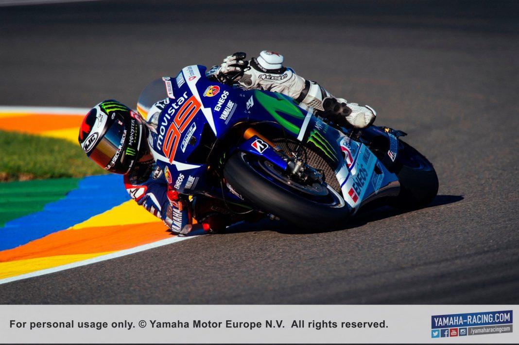 MotoGP Valencie: Jorge Lorenzo je mistrem