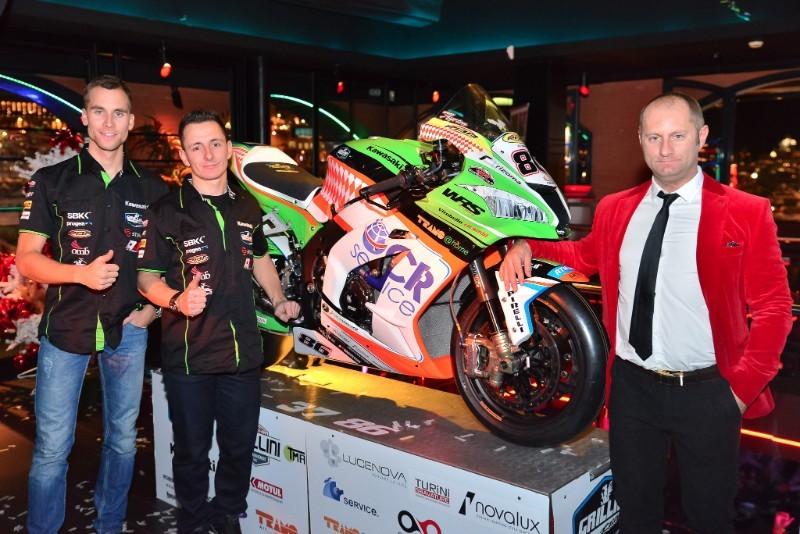 Oficiální představení týmu Grillini Racing v Monte Carlu