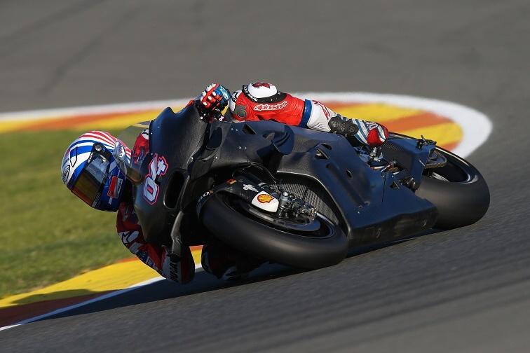 Sportovní ředitel Ducati Ciabatti: V Kataru pojedeme s Jorgem a Andreou o vítězství!!