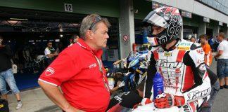 Ondra Ježek v roce 2013 na Ducati Panigale!