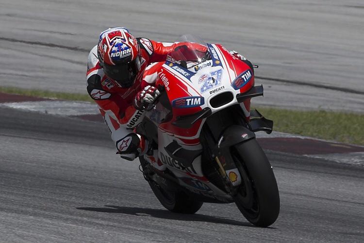 Stoner: Ducati je vítězná motorka
