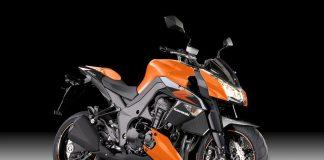 Kompletní barvy pro Z-line Kawasaki 2012