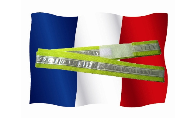 Do Francie s reflexními prvky