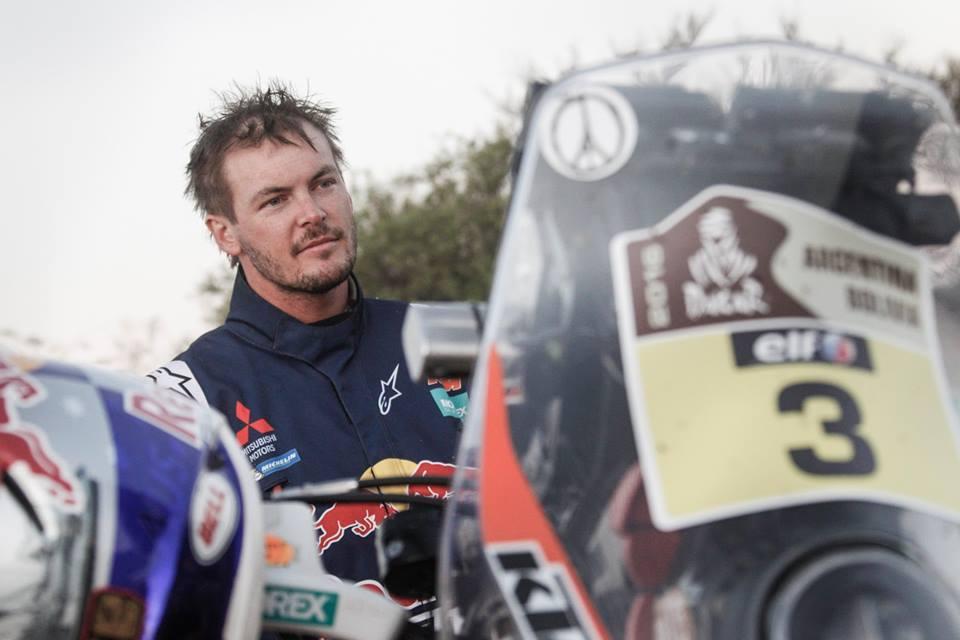 Rally Dakar 2016: 13. etapa - konečné pořadí. Vítěz Toby Price