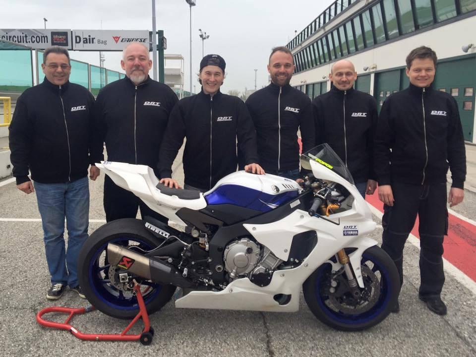 Startovní listina FIM Superstock 1000 letos i s českým jezdcem!