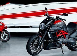 Nová Ducati loď má 2200 koní!