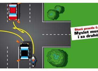 Jak se chovat prakticky na silnici: část II