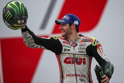 MotoGP: Cal Crutchlow vyhrál v MotoGP poprvé