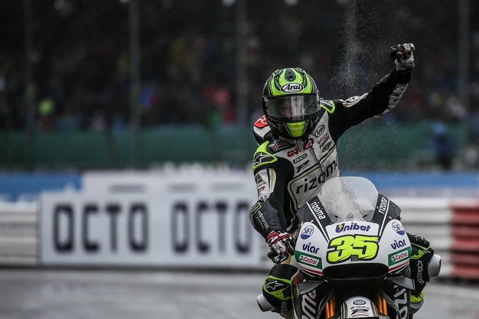 MotoGP: Crutchlow žije svůj sen