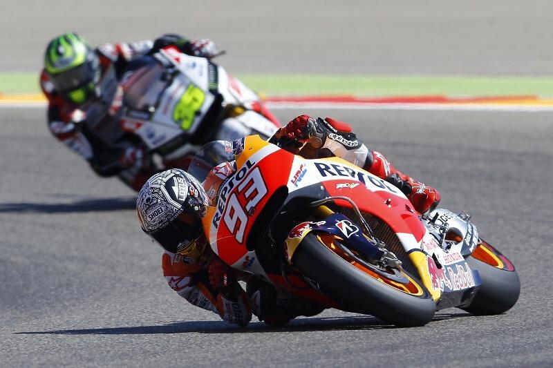 MotoGP Aragon: Marc Marquez dal rekord