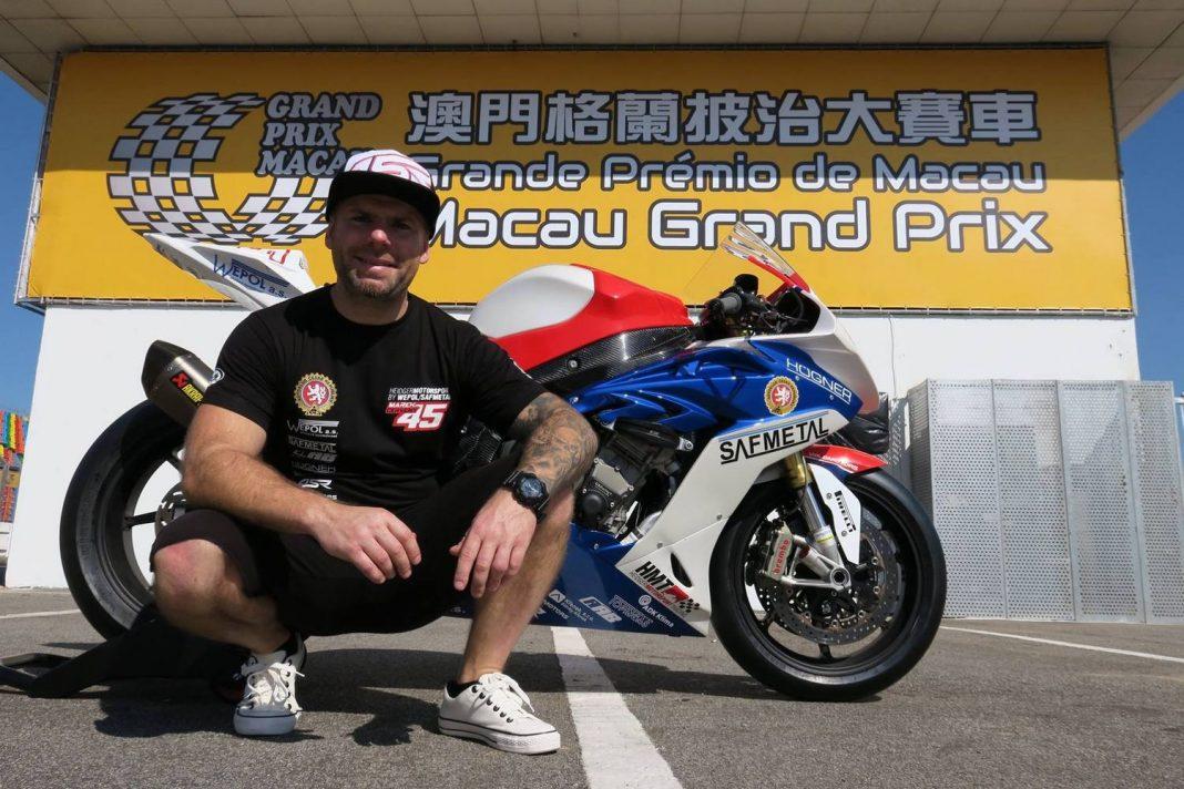 Macau Grand Prix – 1. kvalifikace