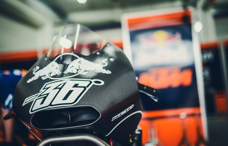 Právě dnes: KTM vstupuje do MotoGP