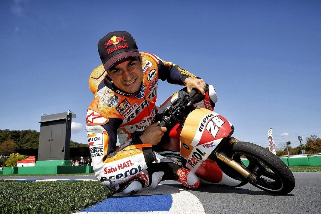 MotoGP Motegi: vítězný Dani Pedrosa