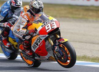 MotoGP: pátek na Phillip Islandu pro Marqueze