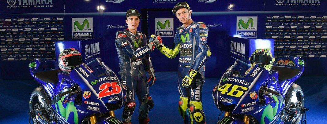 MotoGP: Yamaha představila oficiálně svůj tovární tým