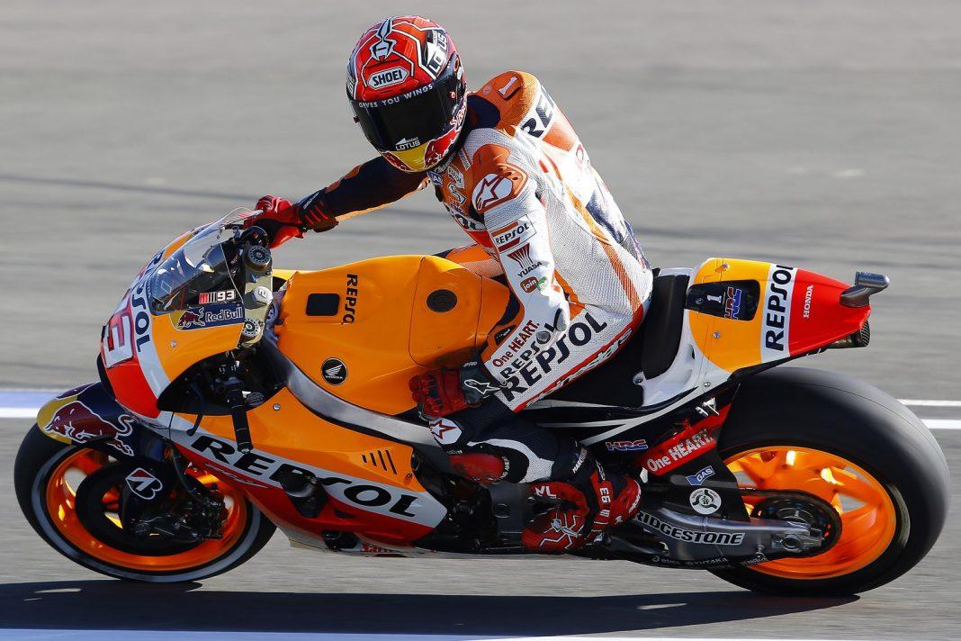 Test MotoGP Valencie 2015 – úterý