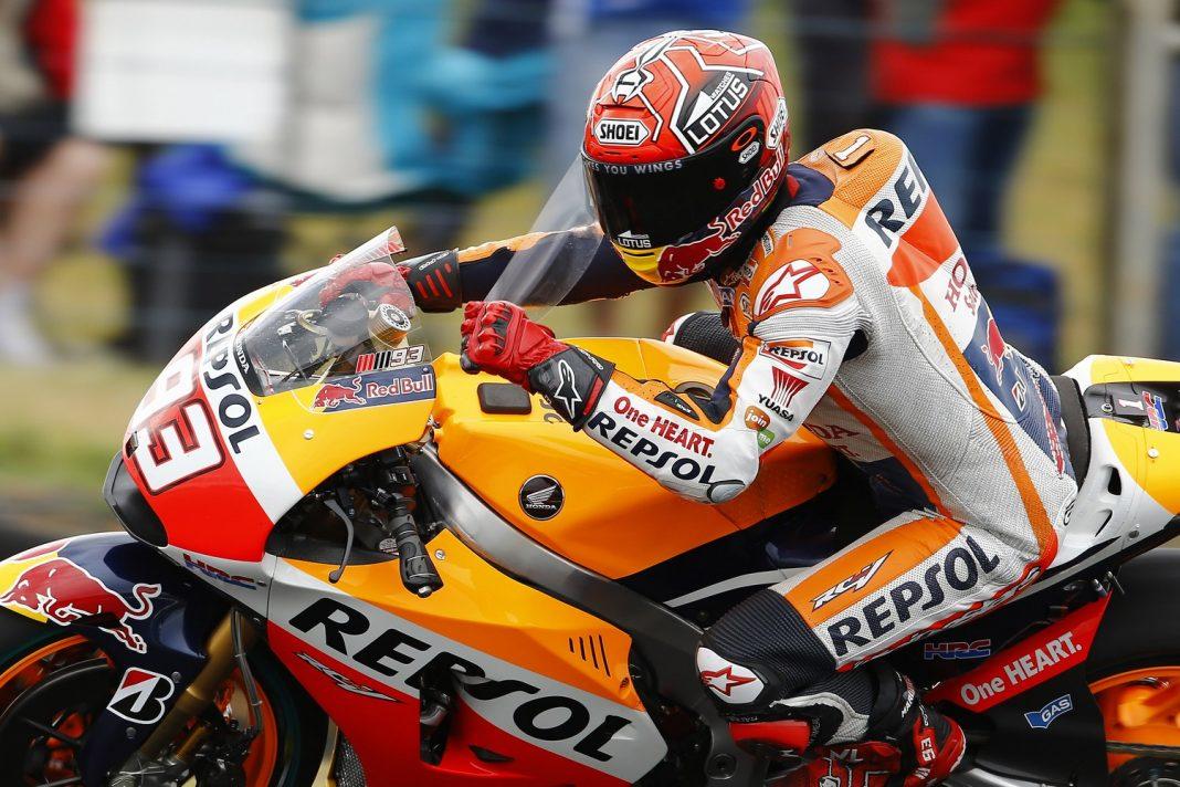 MotoGP Austrálie: nejlepší závod sezony vyhrál Marc Marquez