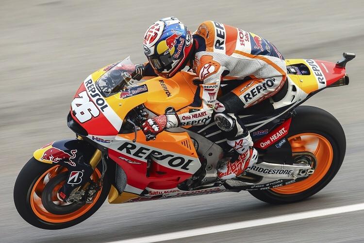 MotoGP kvalifikace Sepang: Rossi pojel Lorenza a Pedrosa v rekordu okruhu