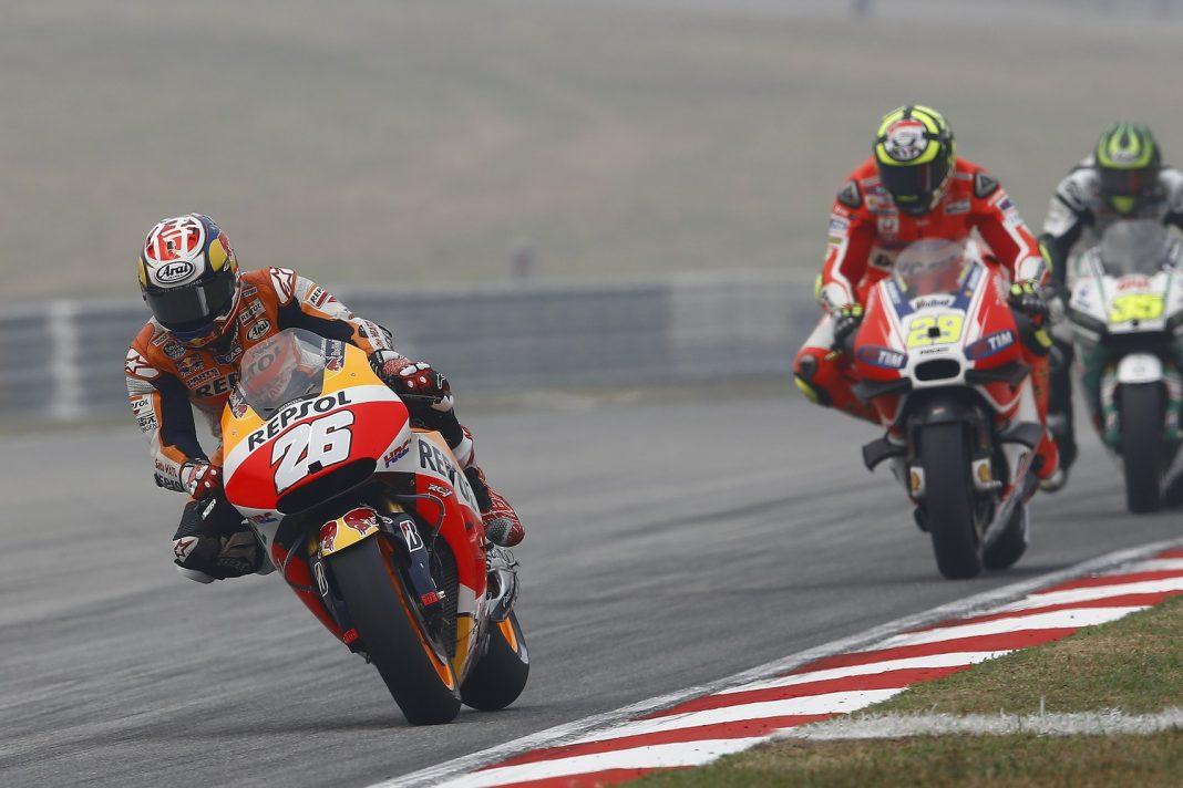 MotoGP Sepang: vítězem je Pedrosa