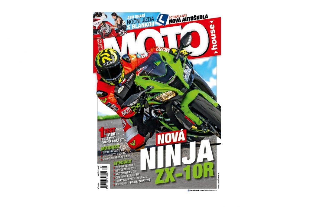 Nový Motohouse 5/2016: čtěte již brzy v elektronické podobě...