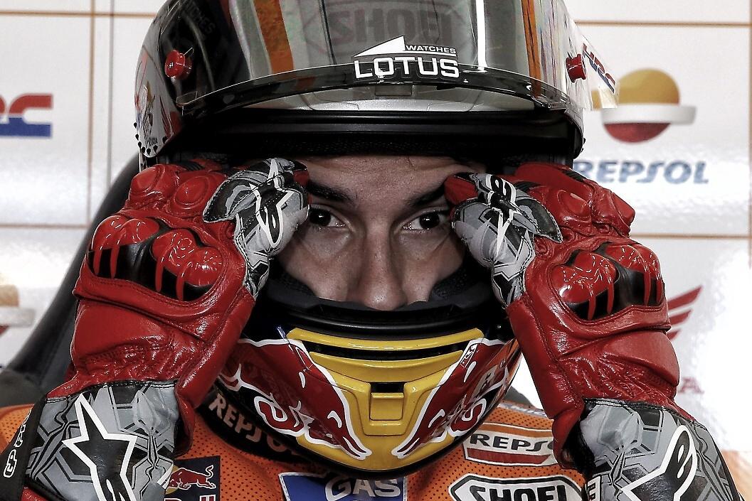 MotoGP 2017: Marc Márquez očekává
