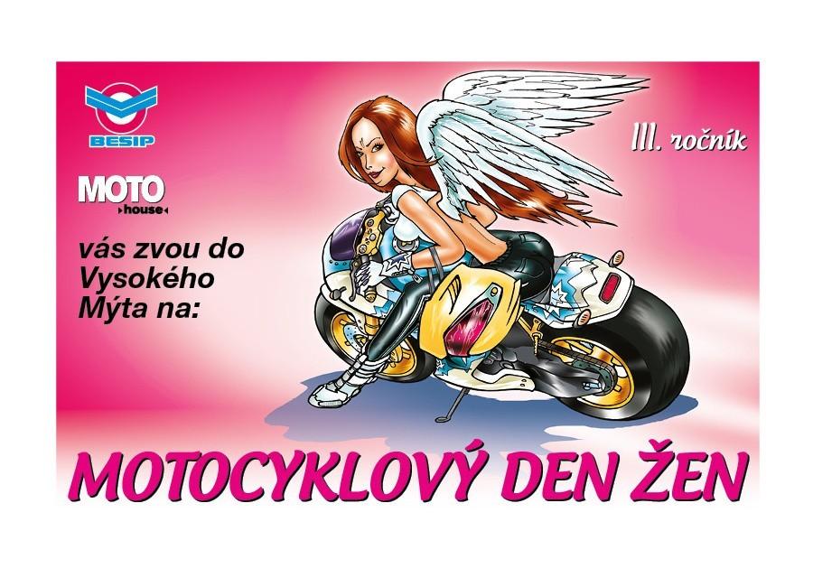 Motocyklový Den Žen: Časový plán
