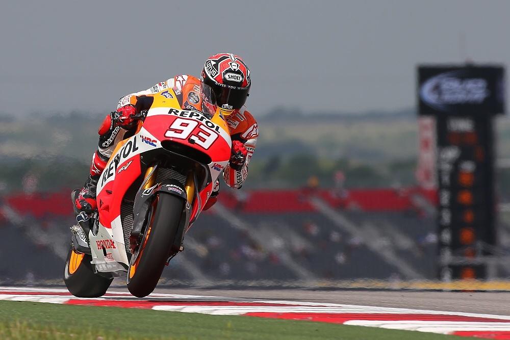 MotoGP: Kvalifikace na VC v Austinu jasně pro Marqueze   MOTOHOUSE