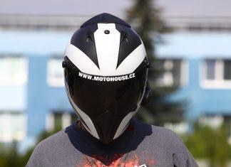 Redakční test: helma BMW Motorrad Enduro