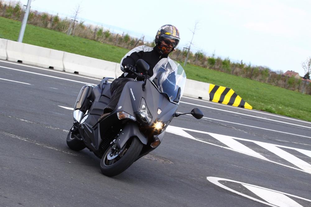 Představujeme: Yamaha T-MAX
