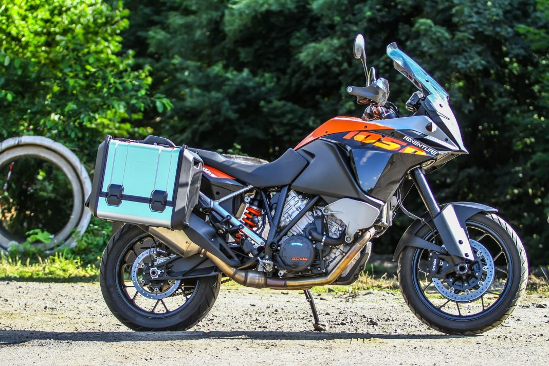 MH TEST: KTM 1050 Adventure