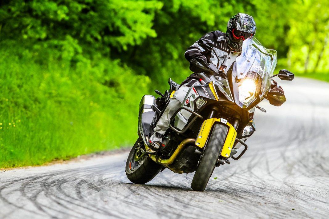 MH test: KTM 1290 Super Adventure na limitu!