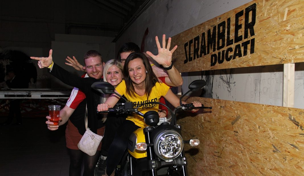 Ducati Scrambler Night 2015