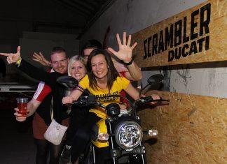 Ducati Scrambler Night 2015