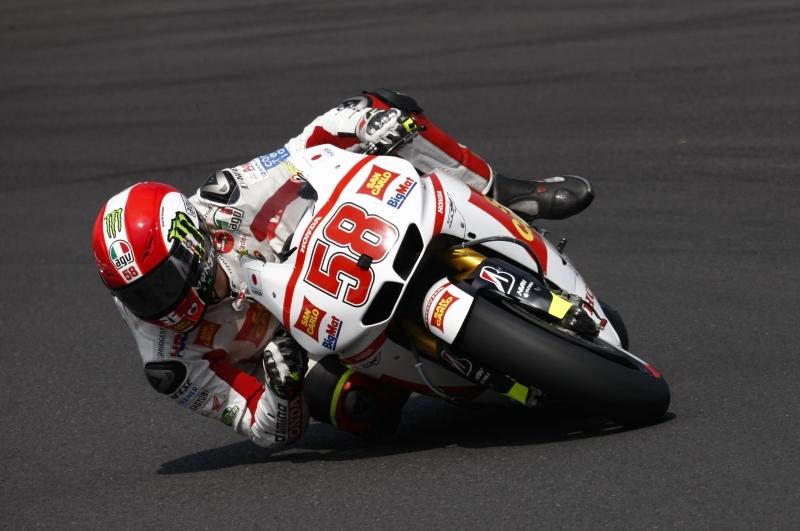 MotoGP: Simoncelliho číslo zabokováno