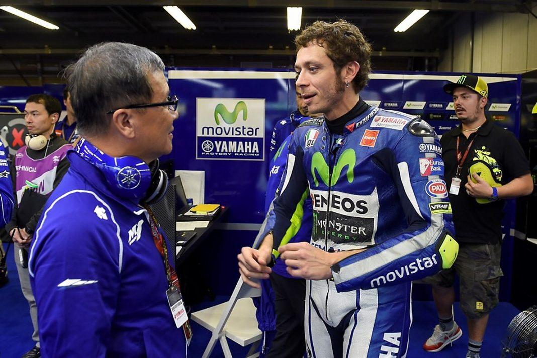 MotoGP: Rossi a Lorenzo před dalším soubojem