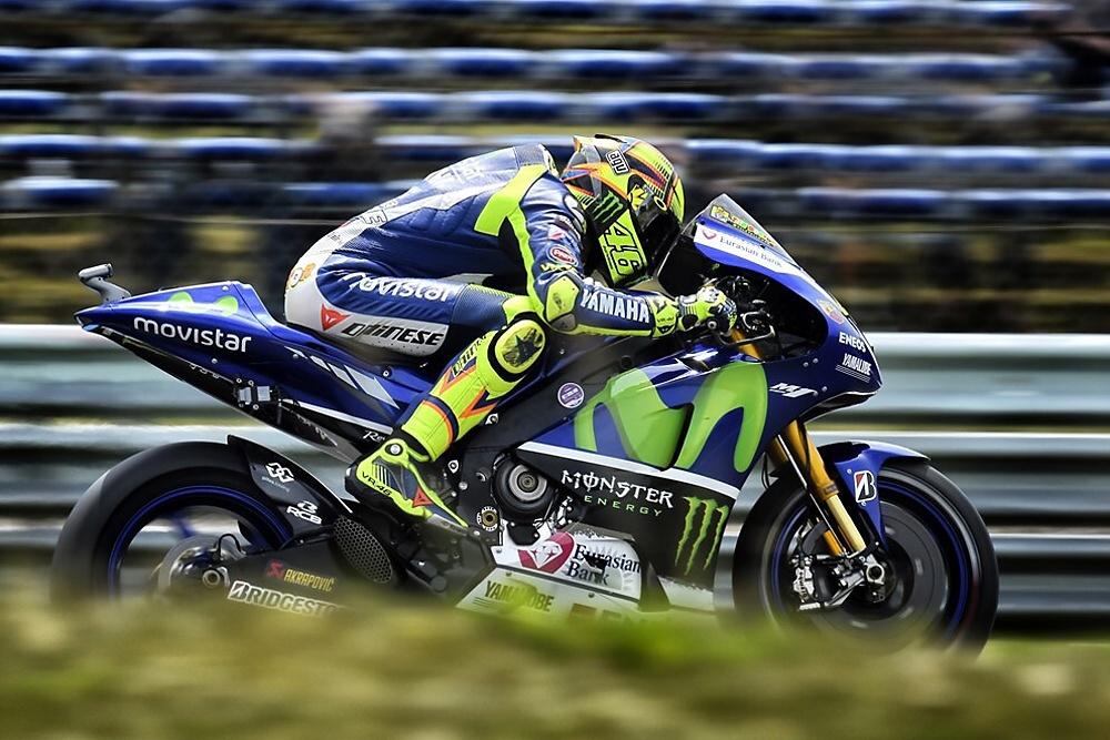 Rossi: Nebylo snadné se vrátit na 100%