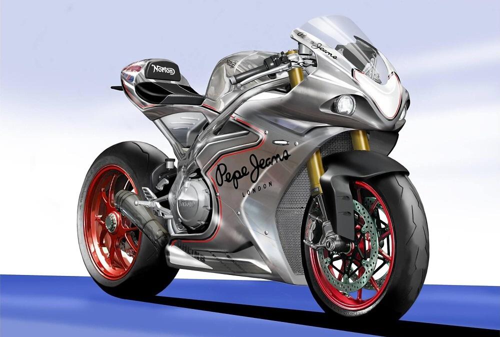 Norton potvrdil přípravu superbiku