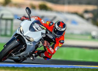 MH TEST: Ducati 959 Panigale