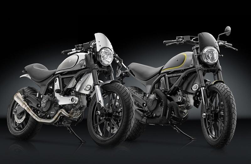 Y Shop.cz : Rizoma nově i pro Ducati Scrambler