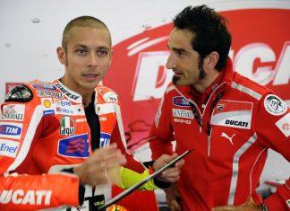 Ducati MotoGP s novým rámem
