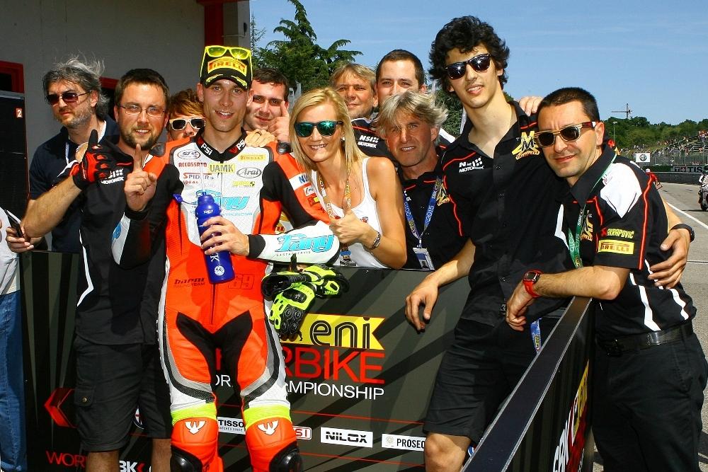 MS Superbike v TV: Eurosport prodloužil smlouvu s Dornou