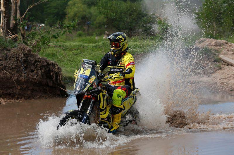 Rally Dakar 2016:  2. etapa Štefan Svitko na skvělé třetí pozici!!!
