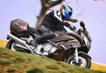 MH Test: Yamaha FJR1300A