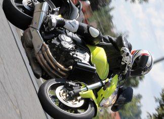Naked Mix č.2: Honda CB600F Hornet
