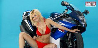 Katka a Suzuki GSX-R1000